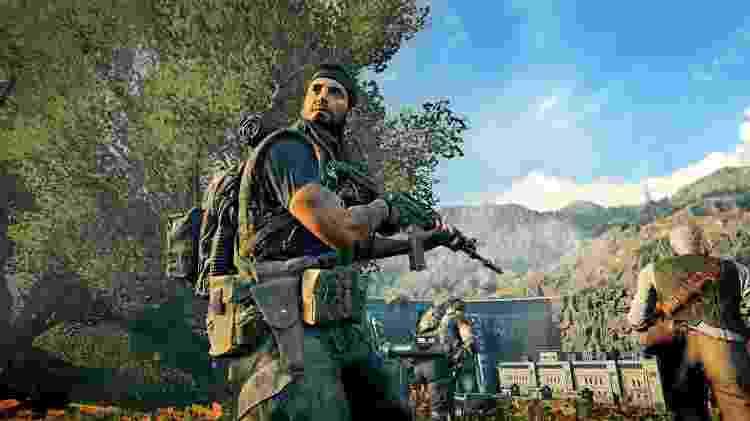 Call of Duty: Black Ops 4 - Reprodução - Reprodução