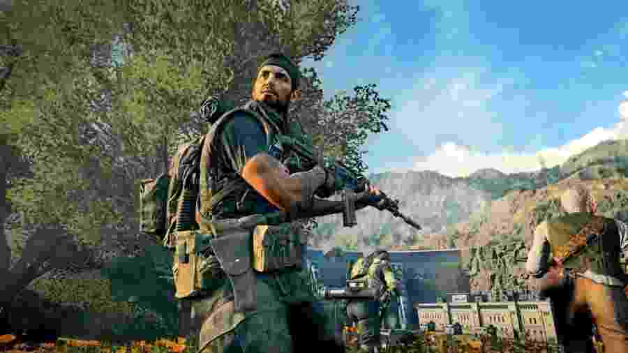 """""""Call of Duty: Black Ops 4"""" é o jogo mais recente da série, que conta também com um modo de Battle Royale. - Reprodução"""