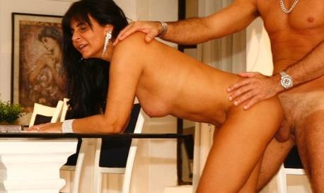 La Conga Sex com Gretchen