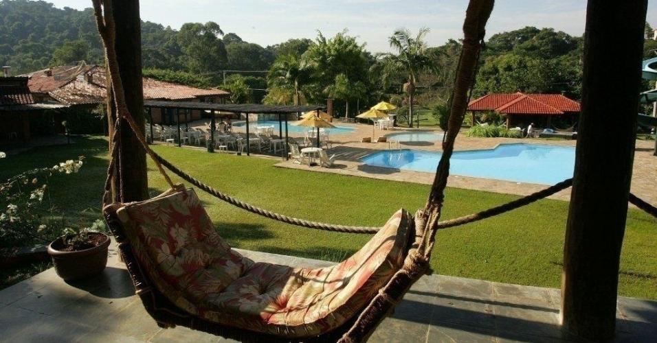 Divulgação/Hotel Fazenda Reviver