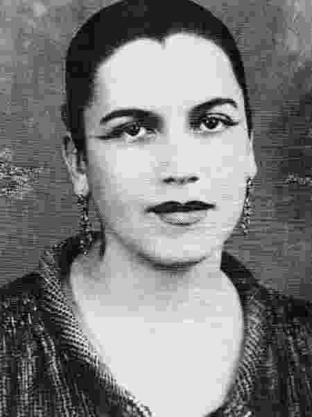 A pintora paulista Tarsila do Amaral (1886-1973) - Reprodução - Reprodução