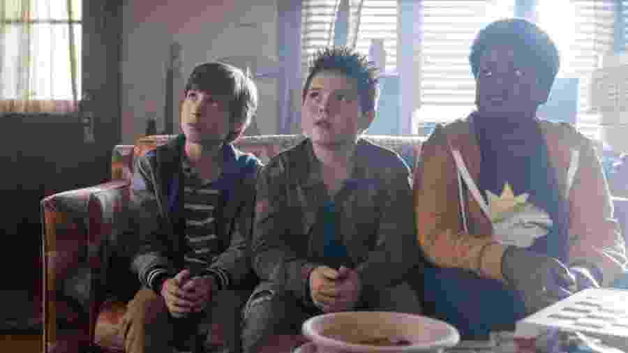 """O trio de protagonistas de """"Good Boys"""" - Divulgação/IMDb"""