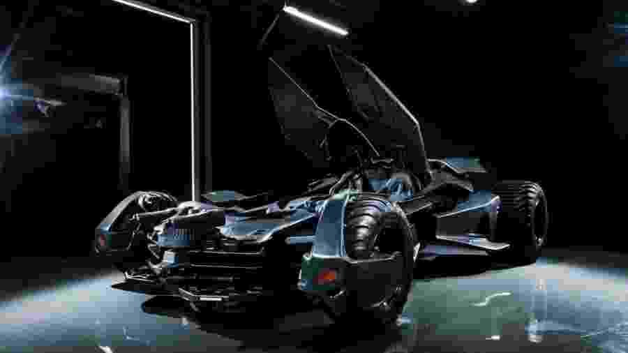 Batmóvel à venda - Divulgação