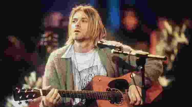 Estilo de Kurt Cobain inspirou figurinos de 'As Patricinhas de Beverly Hills' - Getty Images - Getty Images