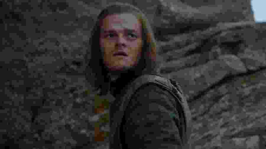Robert Aramayo como o jovem Ned Stark em Game of Thrones - Divulgação/IMDb