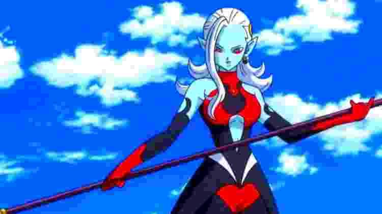 Graças a Mechikabura, Towa recebe o poder de um Deus Demônio. - Reprodução/YouTube