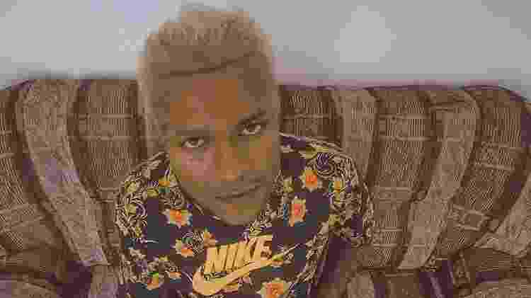 O rapper Yung Buda - Reprodução/Facebook - Reprodução/Facebook