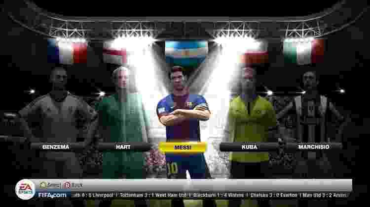 FIFA 13 - Divulgação - Divulgação