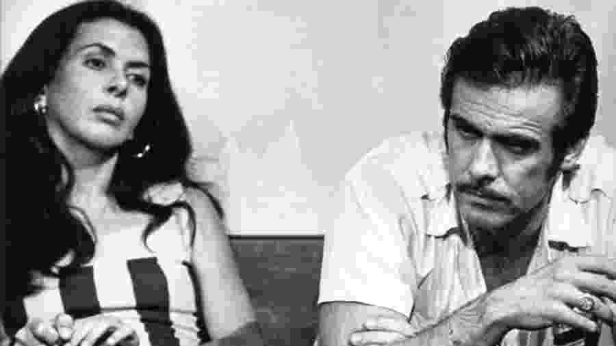 "Betty Faria e Francisco Cuoco na novela ""Pecado Capital"" - Acervo/Globo"