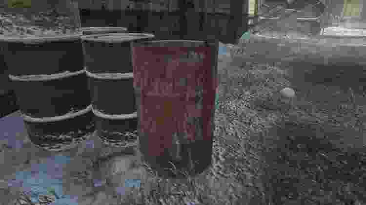 Barril COD - Reprodução/callofduty.fandom.com - Reprodução/callofduty.fandom.com