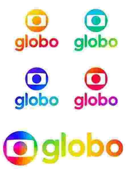 Nova logomarca do grupo Globo - Reprodução