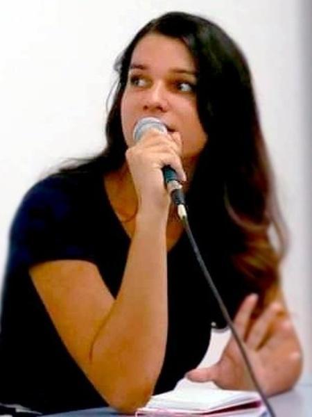 Sofia Favero - Reprodução/Arquivo pessoal