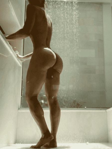 Mayra Cardi postou foto sem roupa para estimular fim das comparações no Instagram - Reprodução/Instagram/@mayracardi