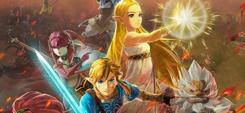 Hyrule Warriors: Age of Calamity é o encontro da série Zelda com a pancadaria da série Warriors - Divulgação