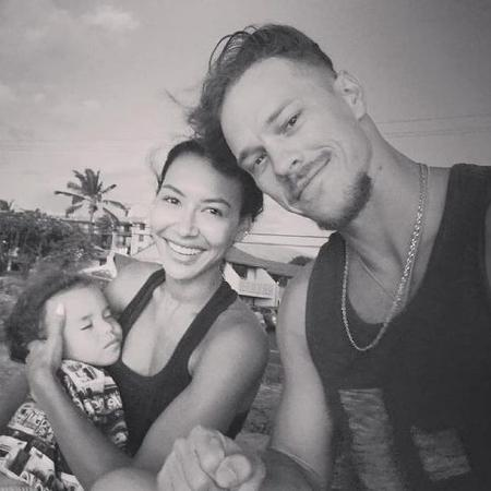 Naya Rivera e Ryan Dorsey com o filho, Josey - Reprodução/Instagarm