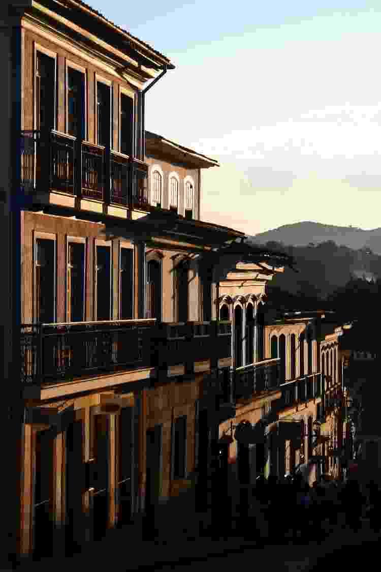 Casario em Ouro Preto, Minas Gerais - Getty Images - Getty Images