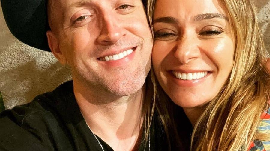 Paulo Gustavo: Mônica Martelli pede união e esperança - Reprodução/Instagram