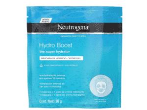 Máscara de hidrogel da Neutrogena - Divulgação - Divulgação