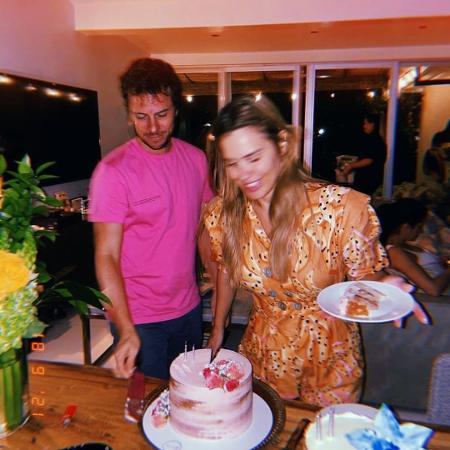 Carolina Dieckmann exibe fotos de sua festa surpresa - Reprodução / Instagram