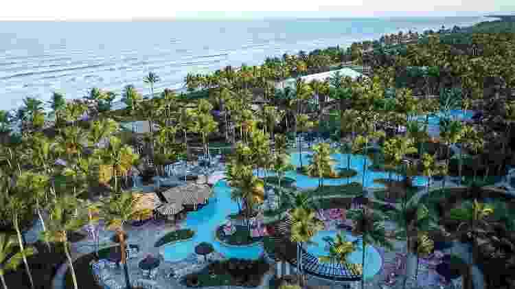 Transamerica Resort Comandatuba  - Divulgação - Divulgação