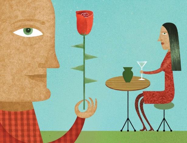 Esquizofrenia evoca coisas assustadoras que dificultam sucesso nas relações - Joyce Hesselberth/NYT