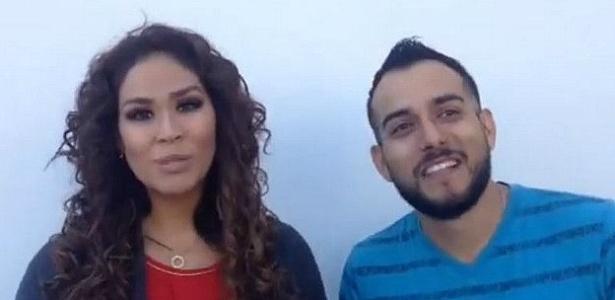 Apresentadores chegaram a gravar vídeo dizendo que tudo não passou de uma piada entre amigos; Tania depois disse ter sido forçada a dar esse depoimento - Reprodução/Youtube