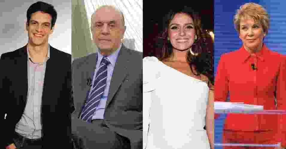 Famosos do signo de Peixes - Divulgação TV Globo/Photo Rio News
