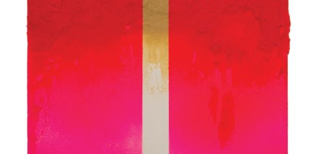 Obra de Ralph Gehre que estará na mostra - Divulgação