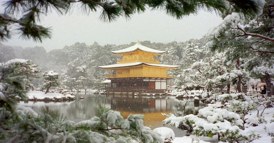 Cidade de Kyoto, no Japão