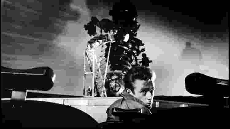 """O ator James Dean, também retratado na mostra """"Magnum no Cinema"""" - Magnum Photos - Magnum Photos"""