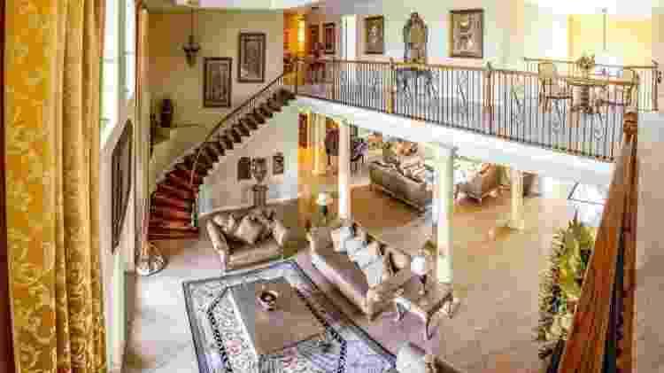No site Top Villas, é possível encontrar casas extremamente luxuosas na Flórida - Divulgação/Top Villas - Divulgação/Top Villas