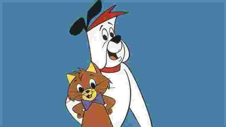 Jambo e Ruivão - Reprodução/Hanna-Barbera - Reprodução/Hanna-Barbera