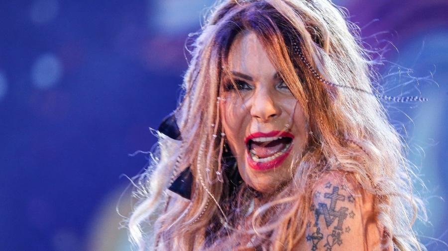 Elba Ramalho no Rock in Rio 2017 - Marco Antonio Teixeira/UOL