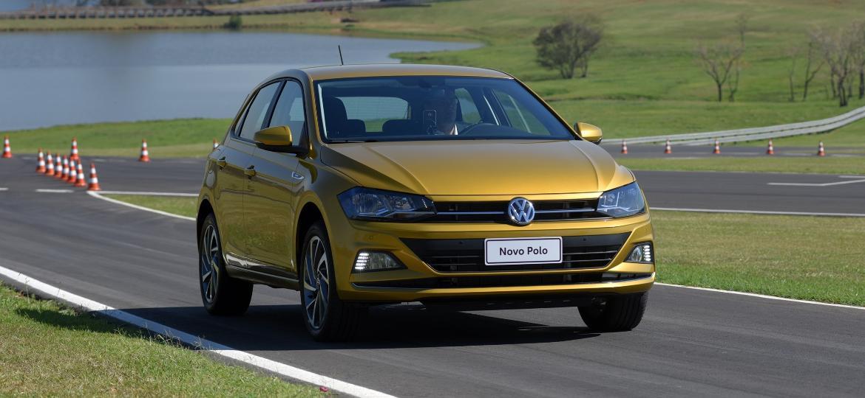 bdc26ff579 Novo VW Polo é compacto brasileiro que mais se aproxima do