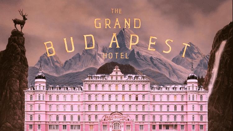 """Pôster de """"O Grande Hotel Budapest"""" - Divulgação"""