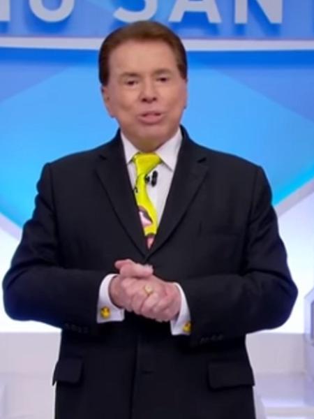 Silvio Santos - Reprodução/SBT.com.br