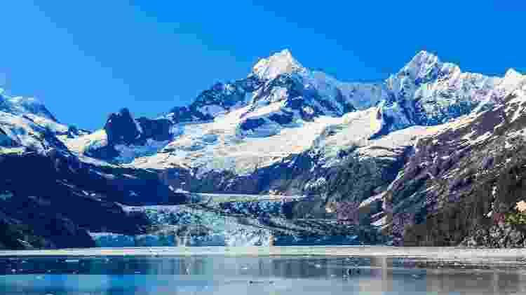 Glacier Bay National Park, Alasca - Getty Images/iStockphoto - Getty Images/iStockphoto