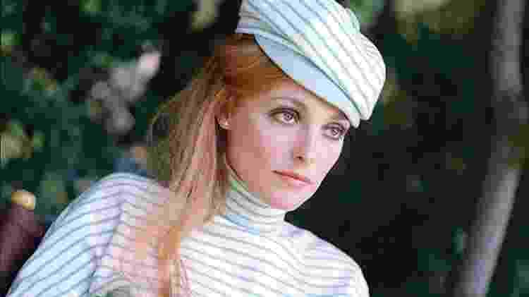 """Sharon Tate em cena de """"Arma Secreta contra Matt Helm"""" (1968) - Divulgação - Divulgação"""