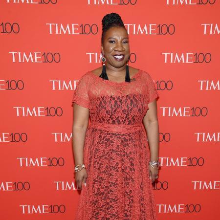 A ativista Tarana Burke - Getty Images