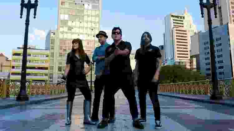 A banda Autoramas - Paulo Aguiar/Divulgação