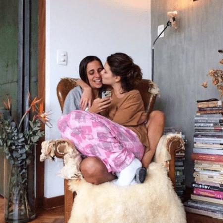 Bruna Linzmeyer e Priscila Visman - Reprodução/Instagram
