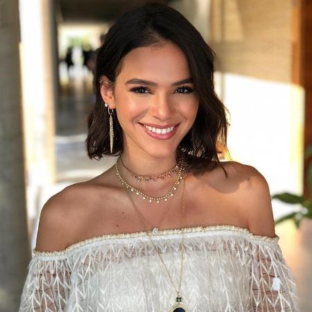 Bruna Marquezine comemora 23 anos há quase uma semana - Reprodução/Instagram/lucasvieirabr