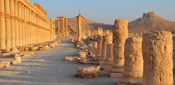 Guerras e desastres estão colocando estes tesouros turísticos em perigo