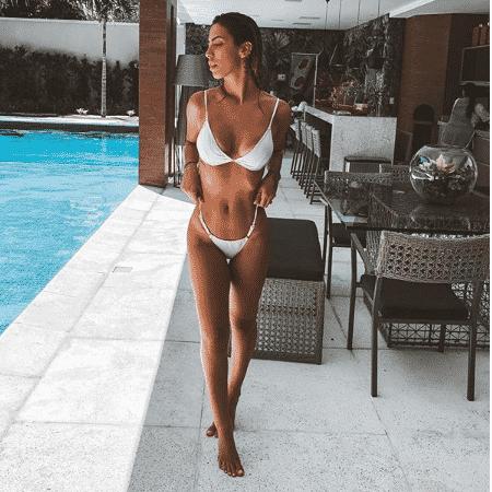 Gabi Brandt - Reprodução/Instagram