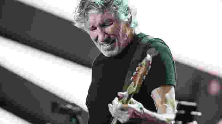 Roger Waters se apresenta em São Paulo - Reinaldo Canato / UOL - Reinaldo Canato / UOL