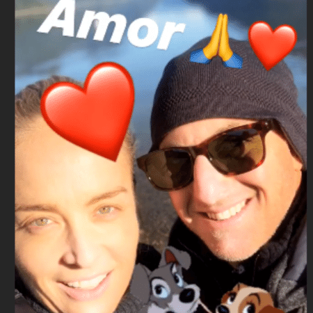 Angélica e Luciano Huck se divertem no Canadá - Reprodução/Instagram