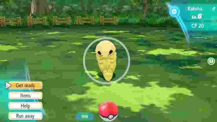 A floresta de Veridian abriga diversos Pokémons do tipo Inseto - Reprodução