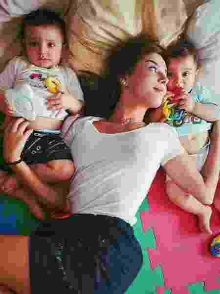 Giovanna Lancelotti em clique fofo com os irmãos - Reprodução/Instagram - Reprodução/Instagram