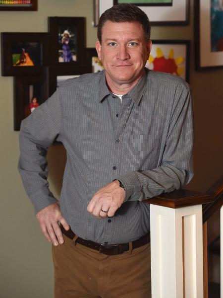 O ator Stoney Westmoreland - Divulgação/Disney