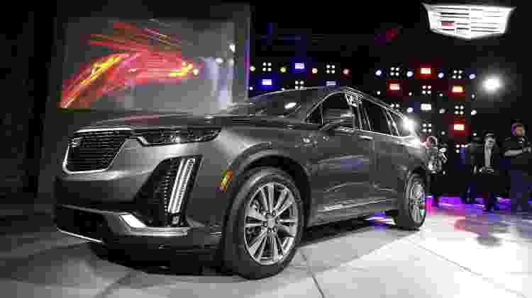 Cadillac XT6 2019 -  Bill Pugliano/Getty Images/AFP -  Bill Pugliano/Getty Images/AFP